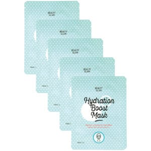 Gesichtspflege Beauty Glam Hydration Boost Mask (5er Pack) Creme (Tagescreme)