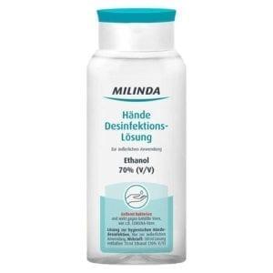 Milinda Hände Desinfektions-Lösung